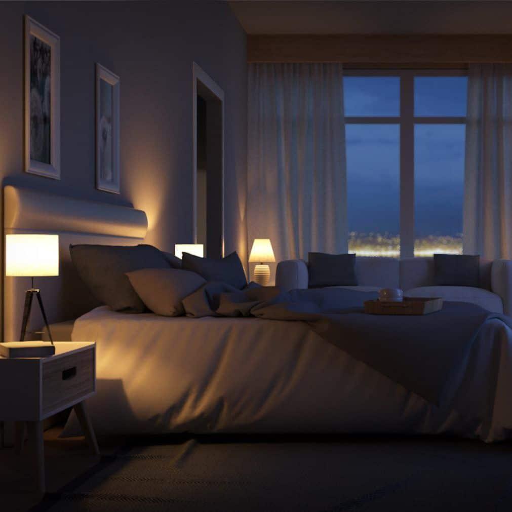 Iluminando un interior con 3Ds Max y V-Ray