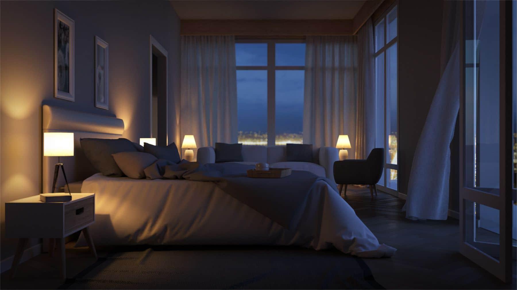 Iluminación de un interior con 3Ds Max y V-Ray