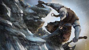 Tamvaasa, de Litos López para Skara: The Blade Remains