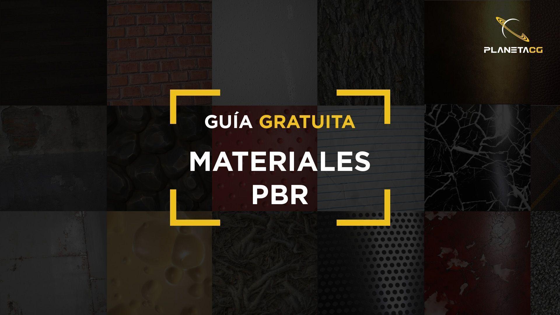 Guia Materiales PBR