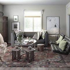 Render de Interiores en MODO