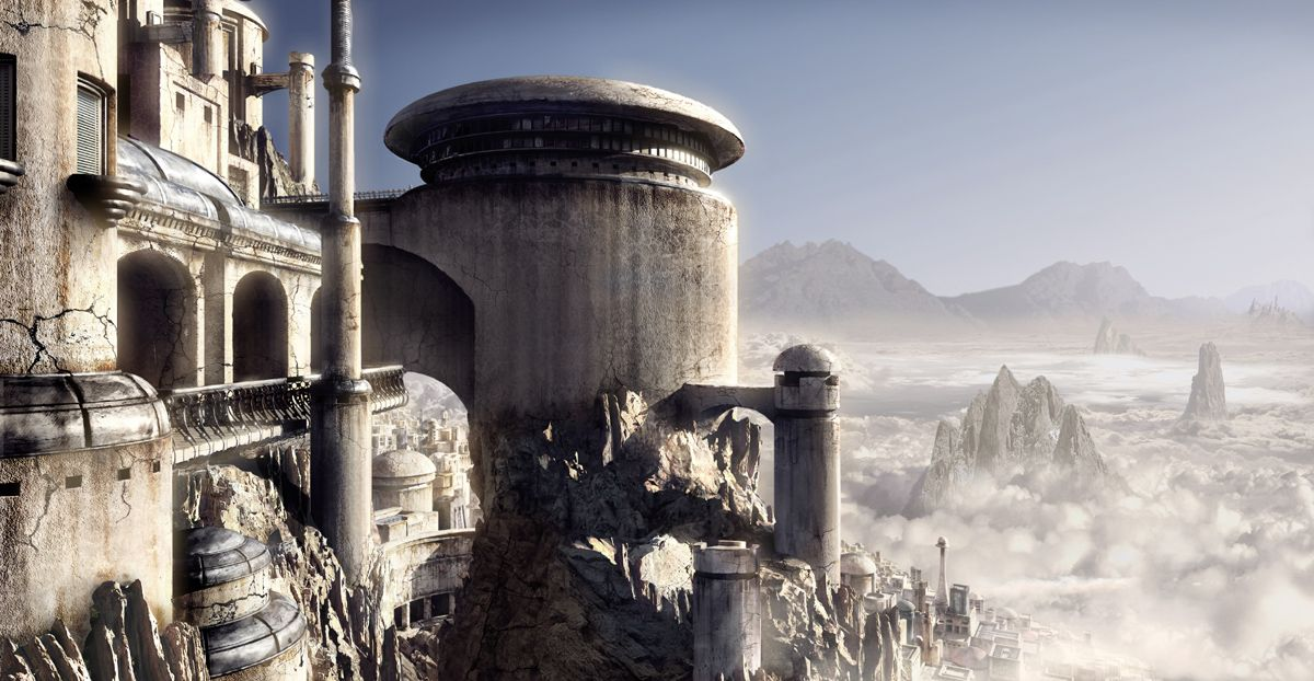 CG Challenge: Landscape Inspiration