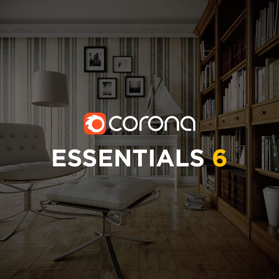 Curso Corona Renderer 6 Essentials