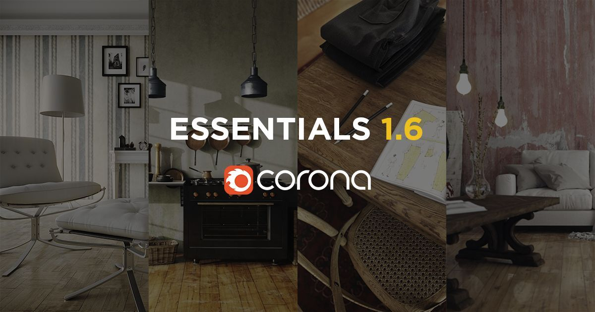 Curso De Corona Renderer Essentials En 3ds Max Renders Fotorrealistas
