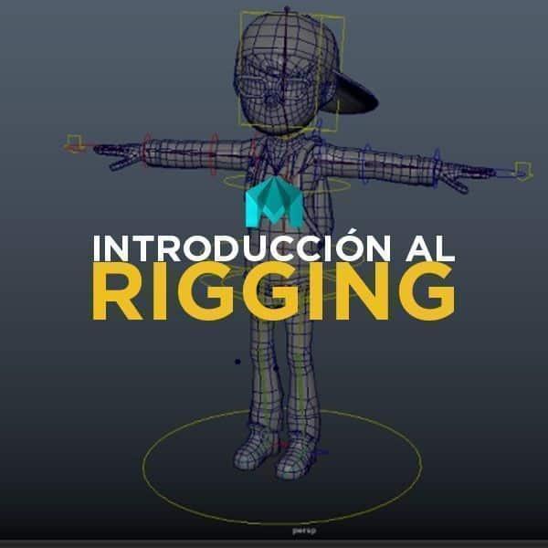 Curso de Introduccion al Rigging en Autodesk Maya Cuadrado 600