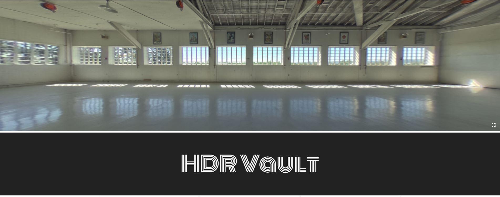 HDR Vault
