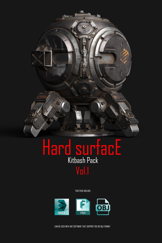 Hard Surface Kit