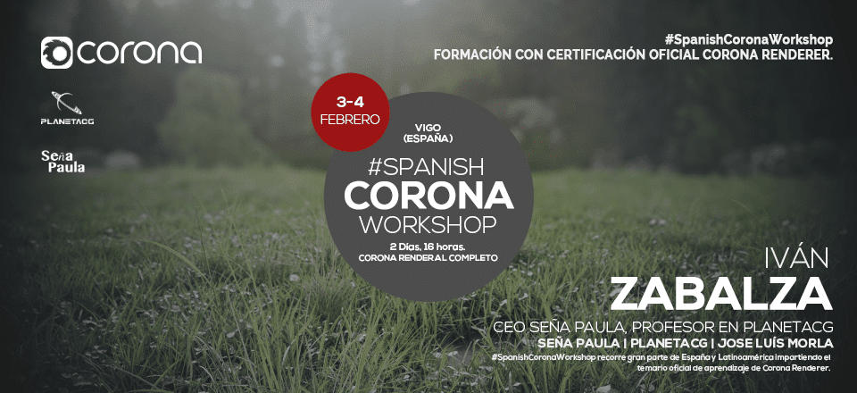 Spanish Corona Workshop Vigo