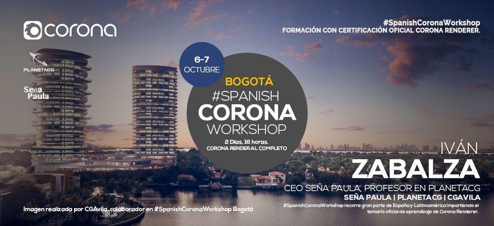 Spanish Corona Workshop Bogotá