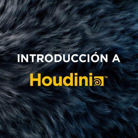Curso de Houdini. Curso Online de Introducción a Houdini