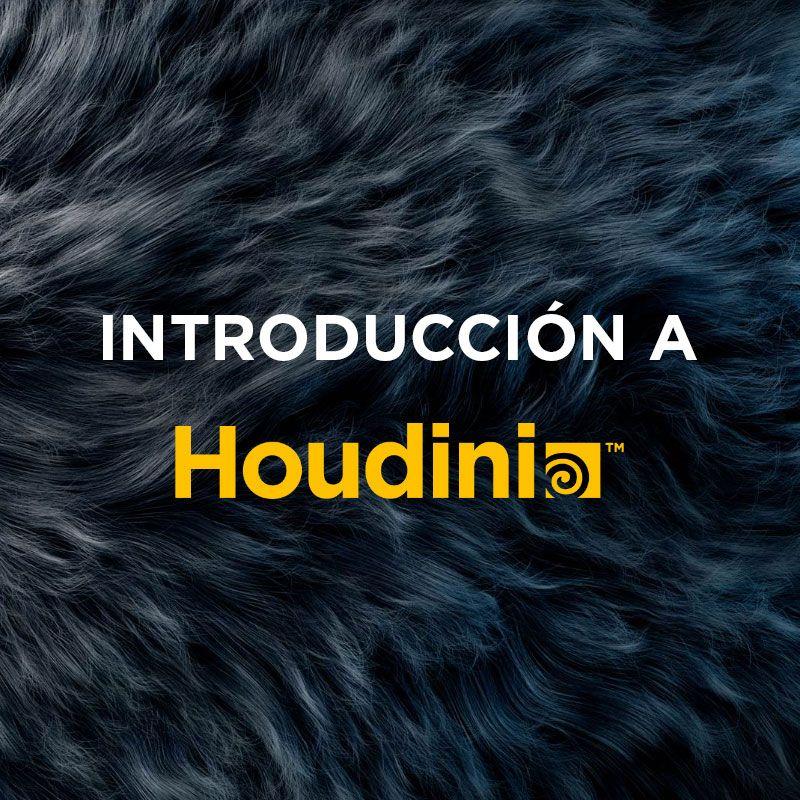 Curso Online de Introducción a Houdini