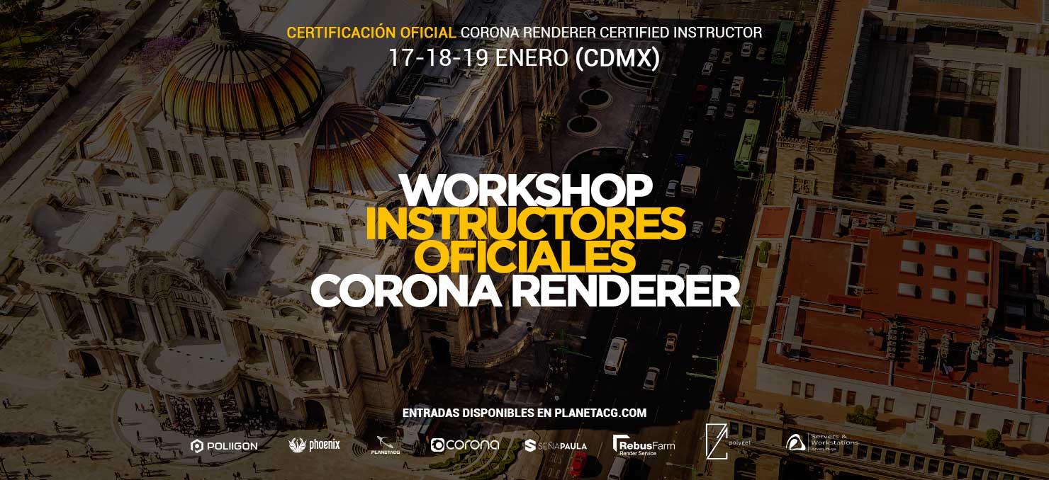 CDMX Instructores Corona
