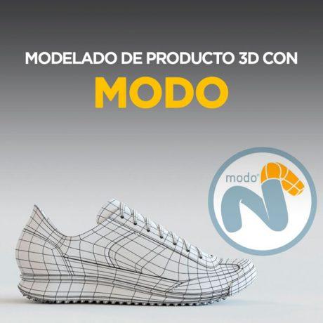 Modelado de Producto 3D con MODO