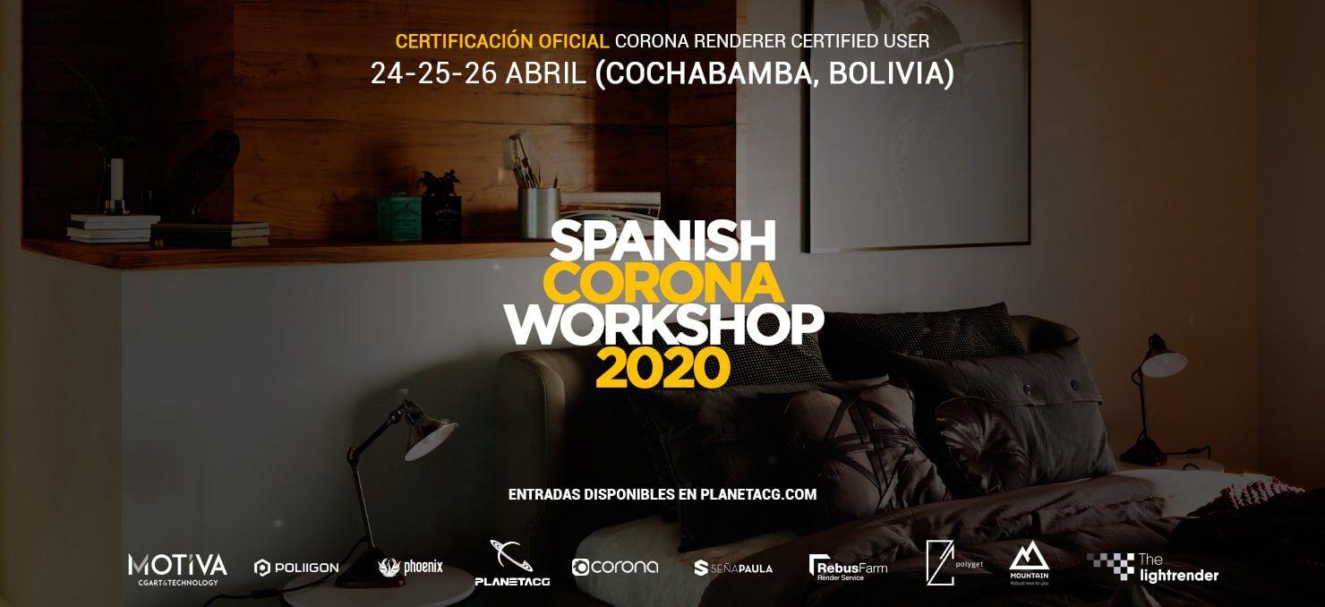 Spanish Corona Workshop 2020 Bolivia