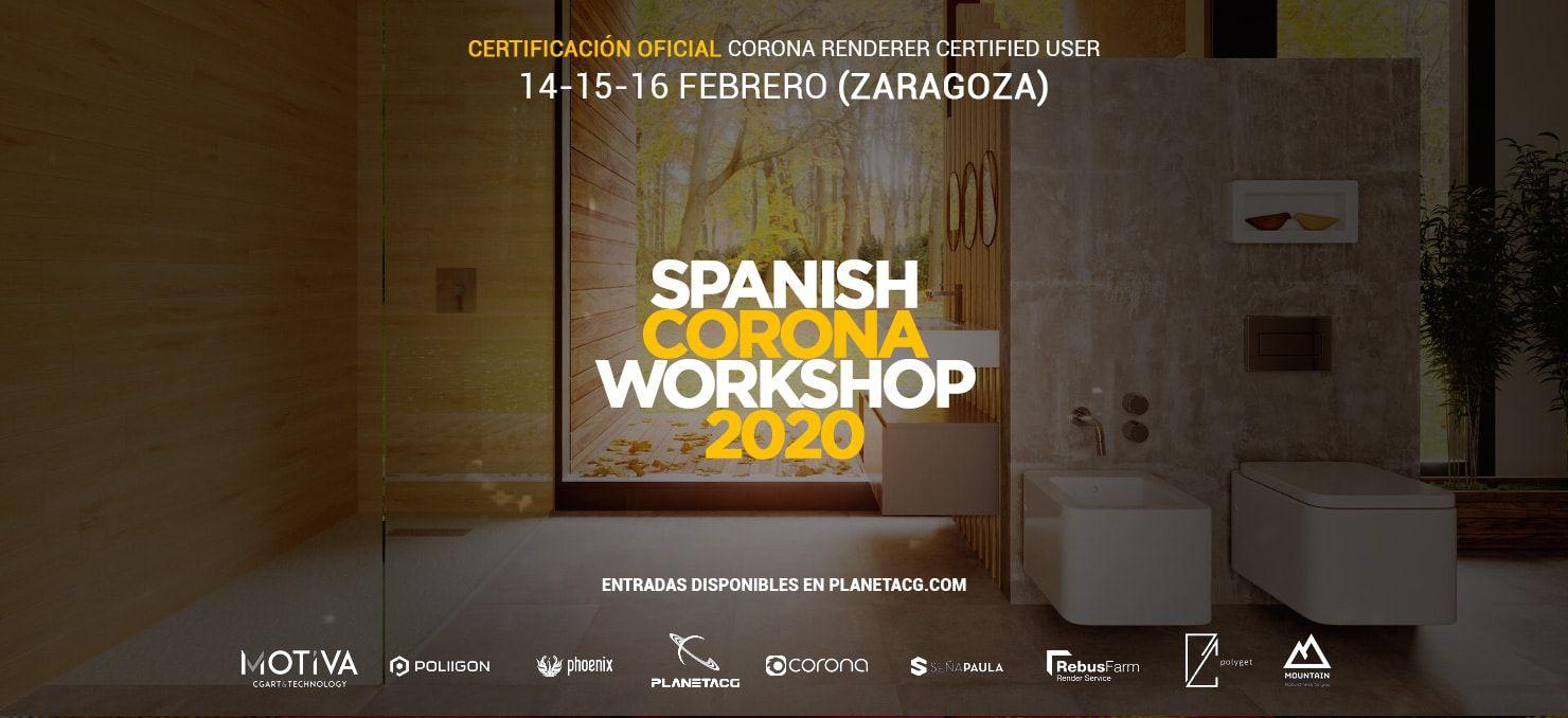 Spanish Corona Workshop Zaragoza 2020