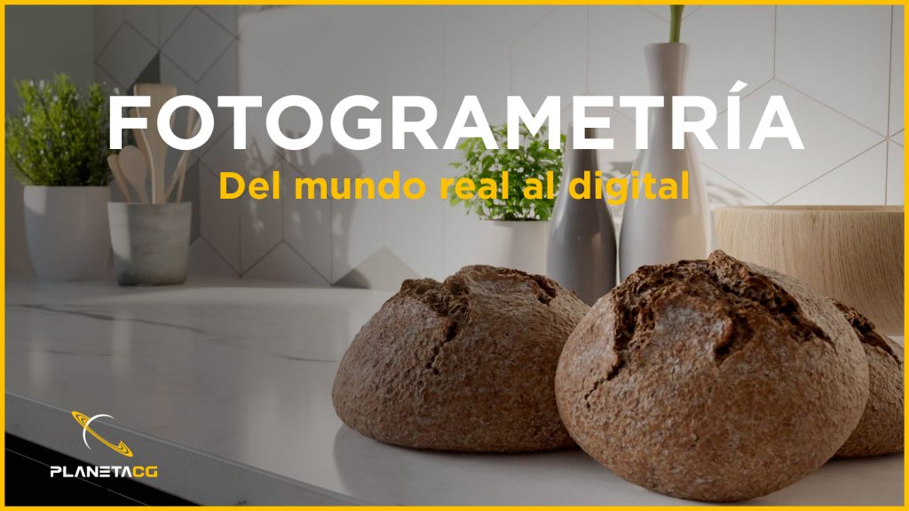 Fotogrametría. Del mundo real al digital 2