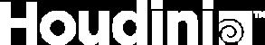 Logo Houdini Blanco